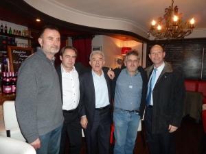 Conférence de presse du 23/11/2011