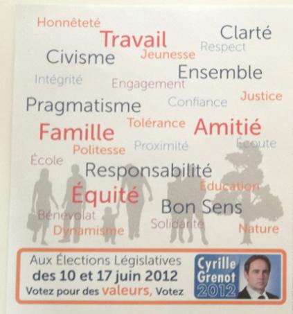 extrait tract législatives 2012